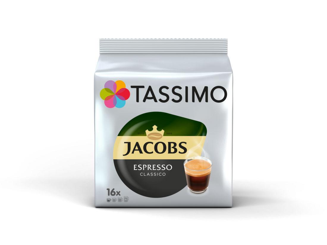 Tassimo Jacobs Espresso (16ks)