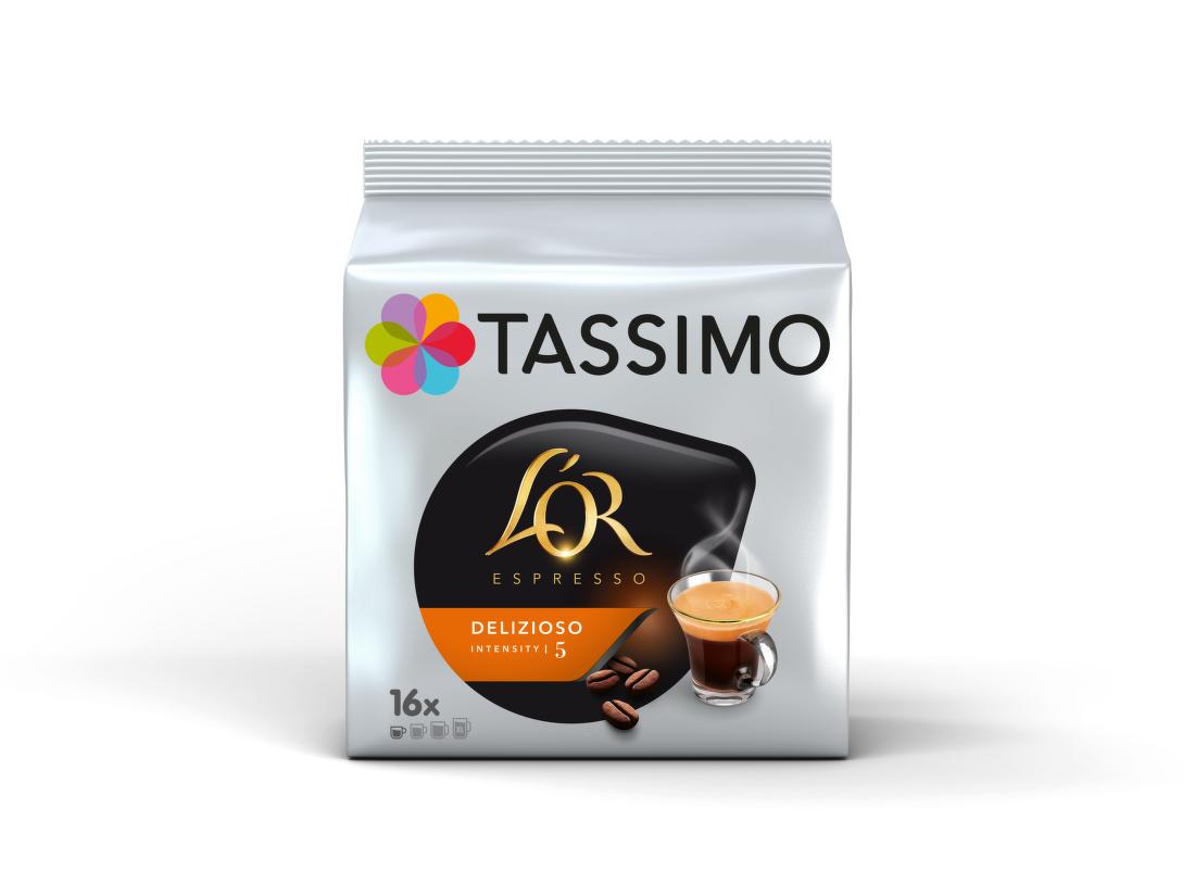 Tassimo Jacobs L'Or Delizioso (16ks)