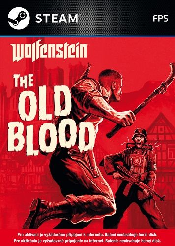 Wolfenstein: The Old Blood - PC (Steam)