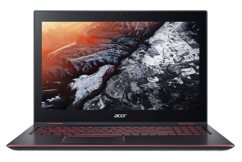 Acer Nitro 5 Spin NH.Q2YEC.002 černý