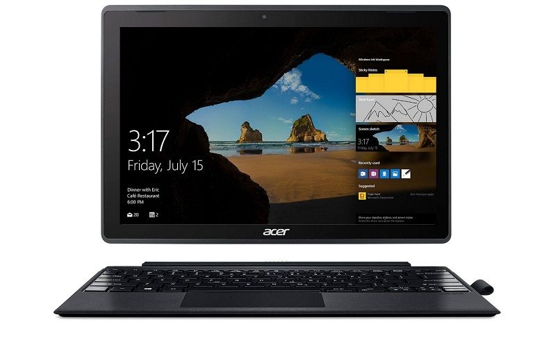 Acer Switch 3 NT.LDREC.001 černý