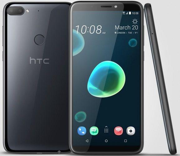 HTC Desire 12+ černý