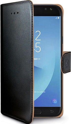 Celly Wally knížkové pouzdro pro Samsung Galaxy J5 2017, černá
