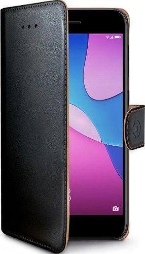 Celly Wally knížkové pouzdro pro Huawei P9 Lite mini, černá