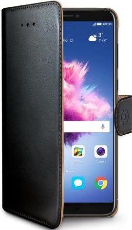 Celly Wally knížkové pouzdro pro Huawei P Smart, černá