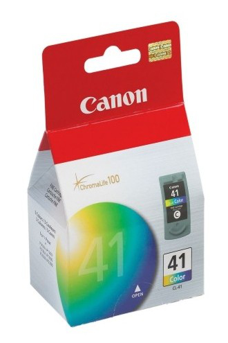 Canon CL-41 - Colour Ink Cartridge, BL SEC
