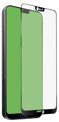 SBS 4D tvrzené sklo pro Huawei P20, černá
