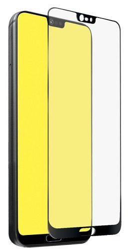 SBS tvrzené sklo pro Huawei P20, černá
