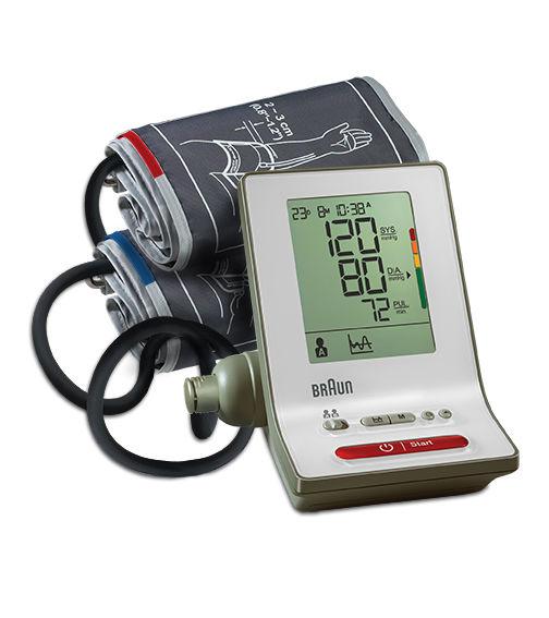 Braun BP 6000 ExactFit 3 smart