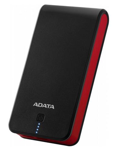 Adata P20100 powerbanka 20 100 mAh, černo-červená