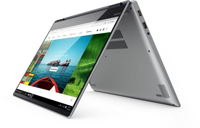 Lenovo Yoga 720-15 80X7000JCK šedý