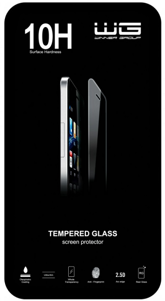 Winner tvrzené sklo pro Xiaomi Redmi Note 5A, černé
