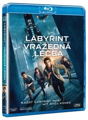Labyrint: Vražedná léčba - Blu-ray film