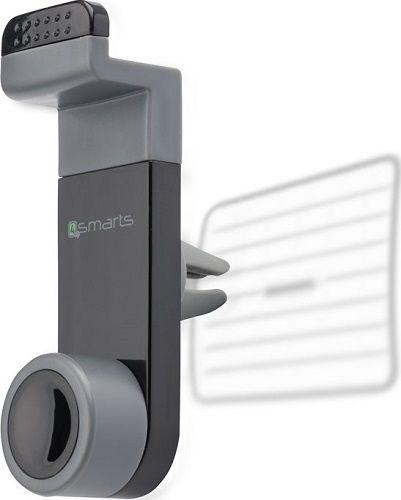 4smarts Snapclip univerzální držák do auta, černý