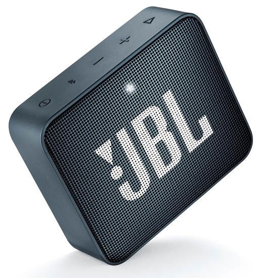 JBL Go 2 tmavě modrý
