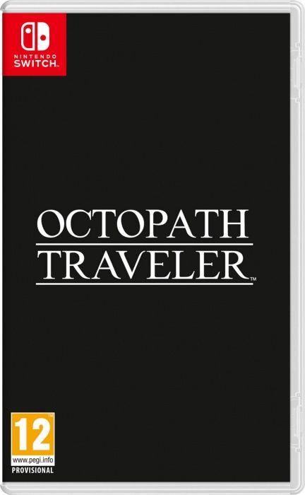 Octopath Traveler - Nintendo Switch hra
