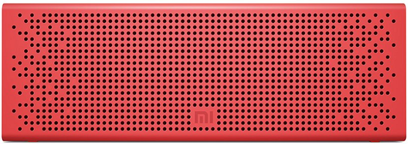 Xiaomi Mi Bluetooth Speaker červený