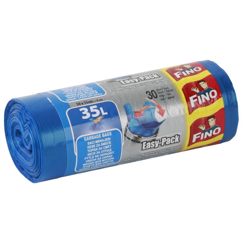 Fino Easy Pack sáčky do koše (35L/30KS)