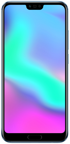 Honor 10 128GB šedý