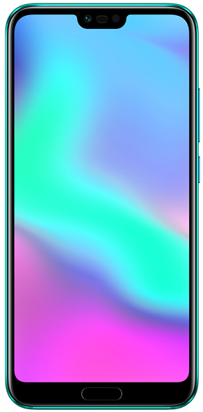 Honor 10 128GB zelený