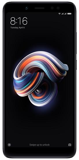 Xiaomi Redmi Note 5 64GB černý
