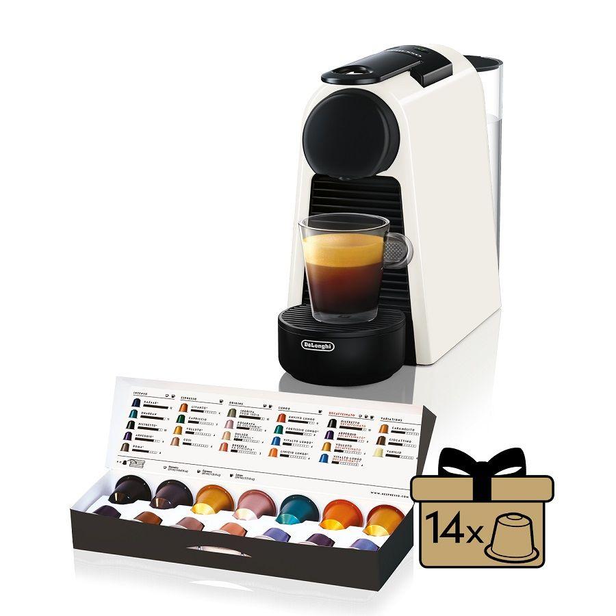 Nespresso DéLonghi Essenza Mini EN85.W Solo