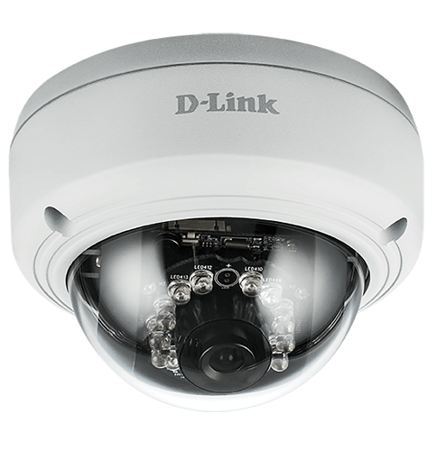 D-Link DCS-4602EV - Outdoor IP kamera