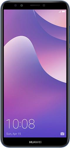 Huawei Y7 Prime 2018 modrý