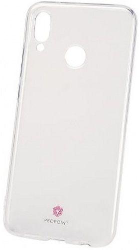 Redpoint Silicon Exclusive pouzdro pro Huawei P20 Lite, transparentní