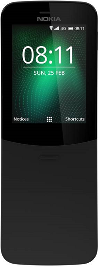 Nokia 8110 Single SIM černý
