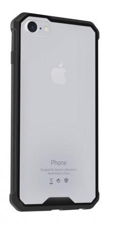 4-OK Air Hybrid pouzdro pro iPhone 7/8, černé