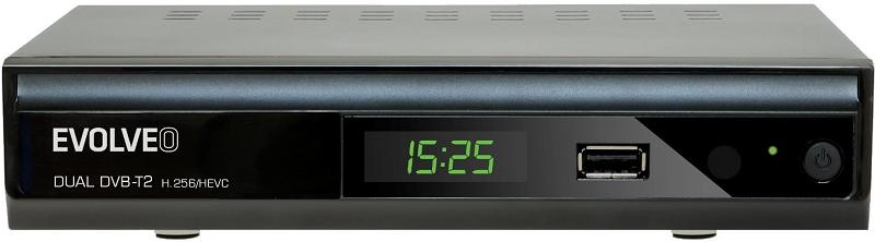 Evolveo Gamma T2 DVB-T2 rekordér