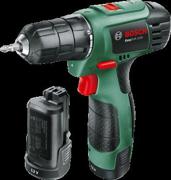 Bosch EasyDrill 1200 2xACU Aku vrt. šroubovák