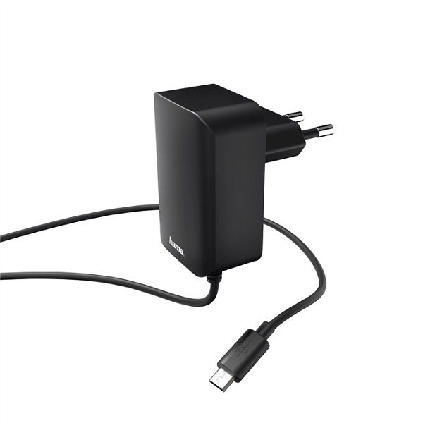 Hama 178301 micro USB síťová nabíječka