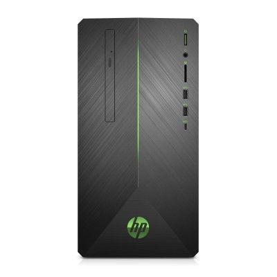 HP Pavilion Gaming 690-0008nc 4MG97EA černo-zelený