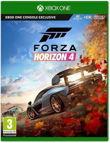 Forza Horizon 4 Xbox One hra