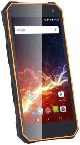 MyPhone Hammer Energy 18x9 černo-oranžový + dárek Pro Training II, Batoh Puma zdarma