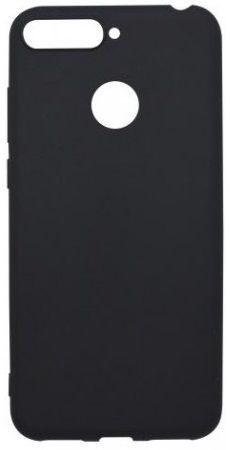 Mobilnet gumové pouzdro pro Huawei Y6 Prime 2018, černé