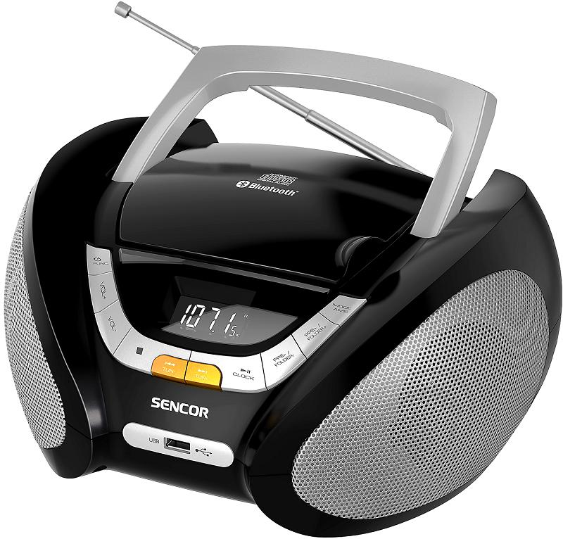 Sencor SPT 2320 černý