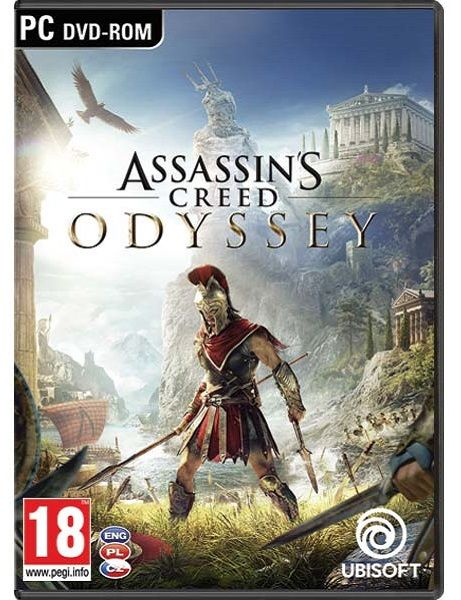 Assassins Creed Odyssey PC hra