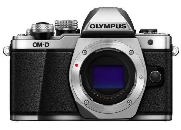 Olympus OM-D E-M10 II stříbrná