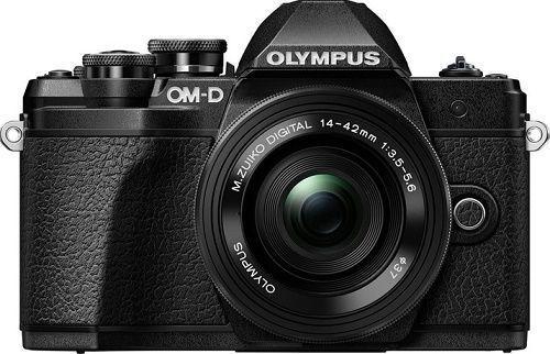 Olympus OM-D E-M10 Mark III černý