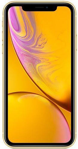 Apple iPhone Xr 256 GB žlutý