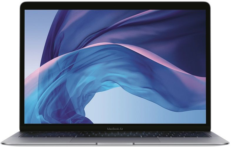 "Apple MacBook Air 13"" 128GB 2018 vesmírně šedý"
