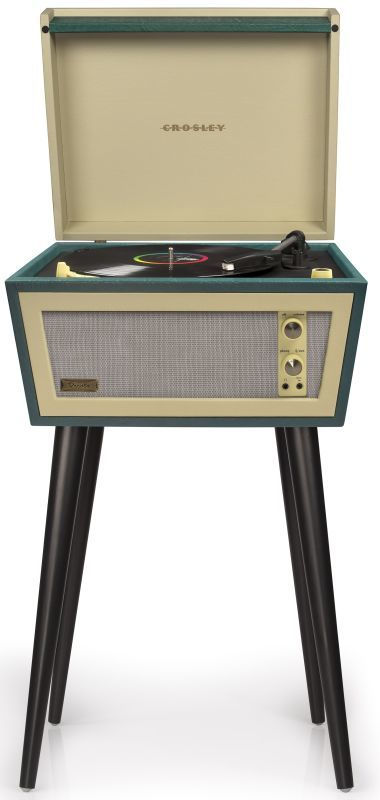 Crosley Sterling zelený