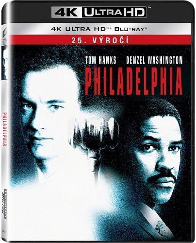 e82164c0b Philadelphia - Blu-ray + 4K UHD film