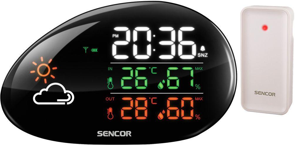 Sencor SWS 5200 černá