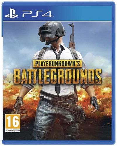 Sony PlayerUnknown's BattleGrounds, PS4 hra