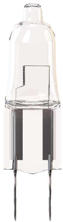 EMOS ECO JC GY6,35 12V 25W Halogenová žárovka