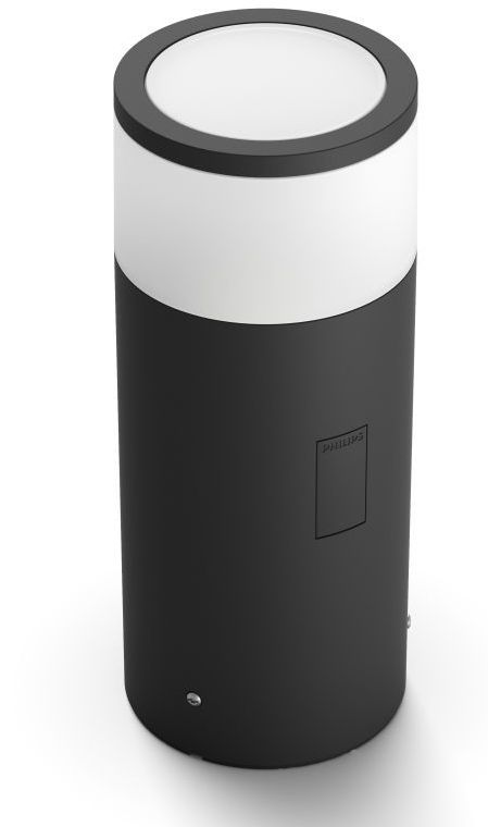 Philips Hue Calla černá sloupek 17423/30/P7 Venkovní světlo